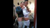 Garotos latinos pelados na web cam transando