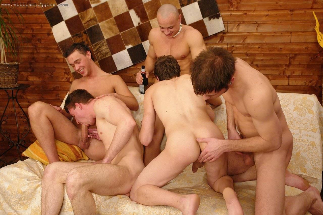 Grupo de machos