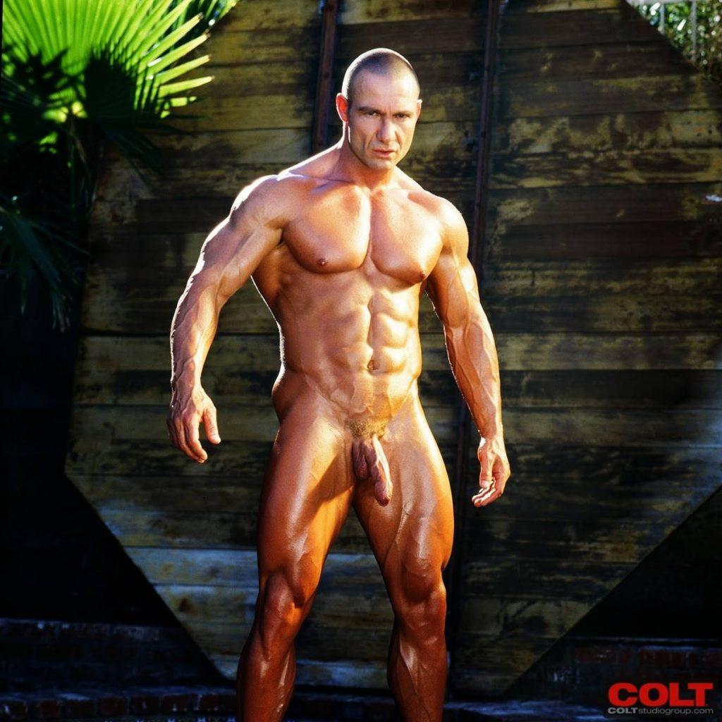 Bodybuilder Pelados