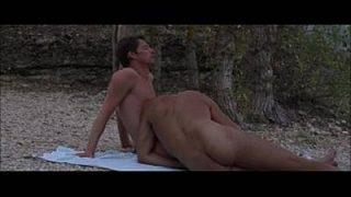 Sexo ao Natural numa Praia de Nudismo com gays super safados