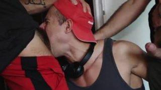 Sexo com Sacanagem entre gays super safados Metendo